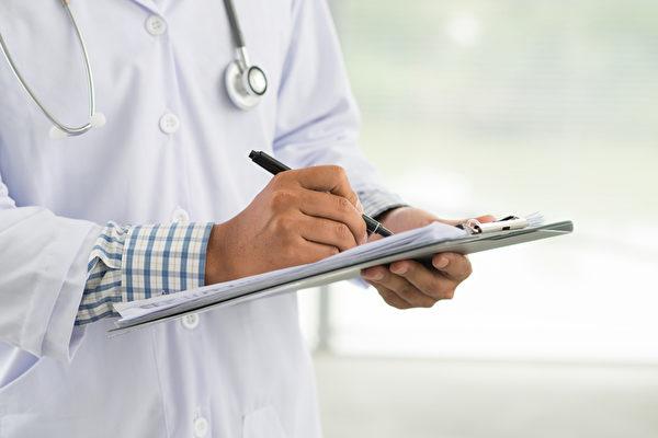 到醫院看病,該看哪一科?(Shutterstock)