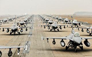 美戰機在北極展示軍力 向中俄釋何信號