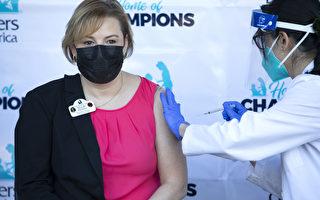 華州新冠疫苗接種人群擴大