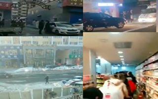 【一线采访】疫情升温 黑龙江东宁及绥芬河封城