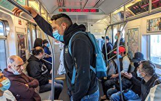 NYU研究:染疫与搭地铁巴士之间 无显着相关
