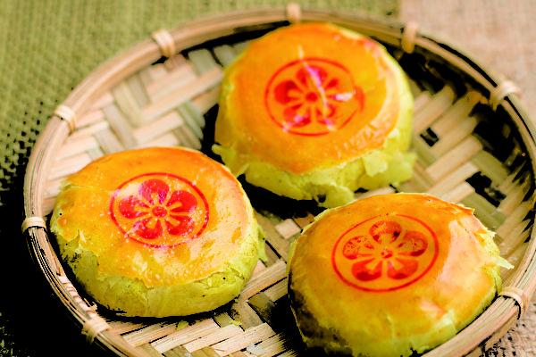 老師傅的特色手藝:咖哩酥餅