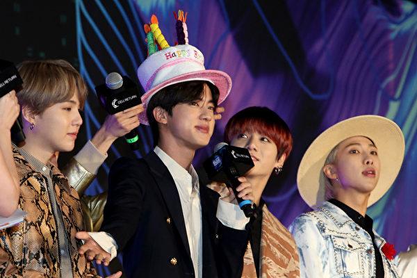 Jin迎生日以Solo曲坦言倦怠不安 BTS成员送祝福