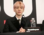 伯賢奪Gaon專輯年度歌手獎 韓團solo歌手首例
