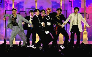 BTS摘第118座冠军 成音乐节目夺冠数最多歌手