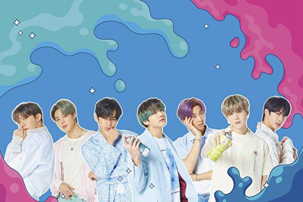BTS專輯連5年Gaon榜奪冠 美國實體銷量也第一