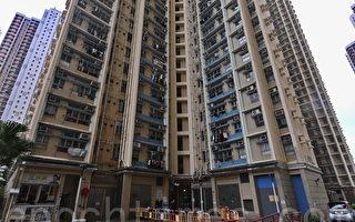 组图:港油丽邨等大厦居民需强制检测病毒