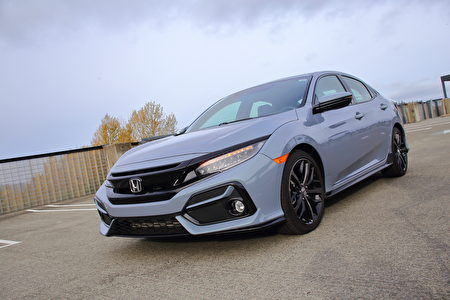车评:夺冠11载 2020 Honda Civic HatchBack
