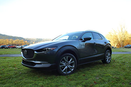 车评:轿跑SUV 2020 Mazda CX-30
