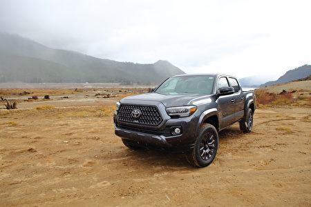 车评:玩乐工作两兼得 2020 Toyota Tacoma Ltd