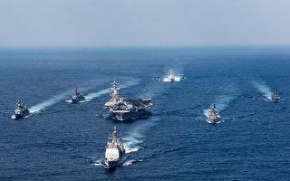 美国海军到底有多强 五个方面便可知