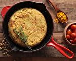 素食創意料理:板豆腐烘蛋 營養滿分