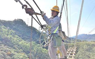 提昇北部供電 超一路板橋龍潭線完工