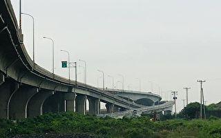 交通部长林佳龙抵彰 县长趁机争取工程补助费