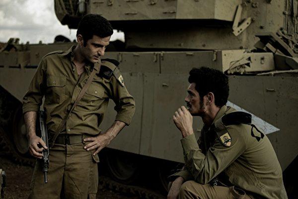 《眼淚谷之戰》影評:英勇以色列裝甲兵 成救國英雄!