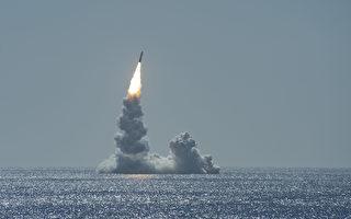 世界各國的主力戰艦 戰略彈道導彈核潛艇