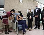 首批辉瑞疫苗抵达新泽西  一线医护优先注射