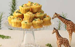 親子DIY 全植物低過敏甜點:奶香鬆餅