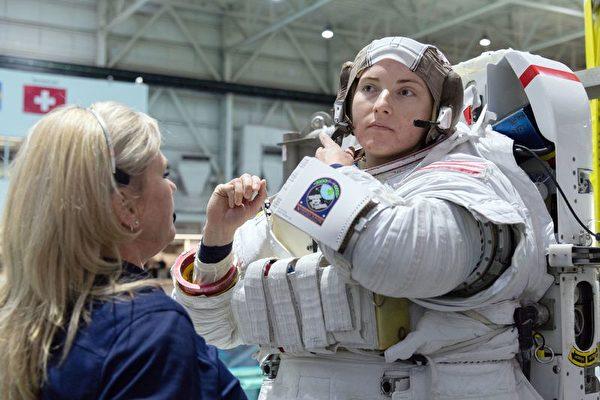美軍潛艇女軍官 2024年可能前往月球