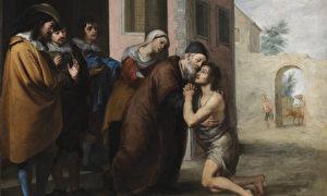 西班牙敘事連環畫之祖《浪子回頭》傳奇收藏史