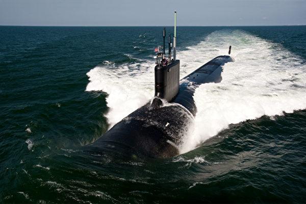 世界各国的主力战舰 核动力攻击型潜艇