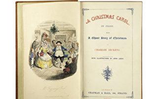 圣诞节作品重温:《圣诞颂歌》