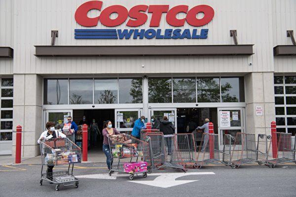 美国疫情缓解 Costco月底取消老人购物时段