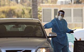 加州突破212万感染 洛县两日新增3万例