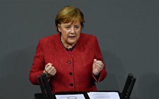 组图:德国疫情严峻 总理呼吁减少社交活动