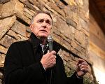 大衛·珀杜:喬州決選超越黨派 護美國最後防線