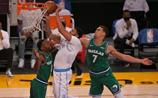 NBA:湖人获新赛季首胜 快船创尴尬纪录