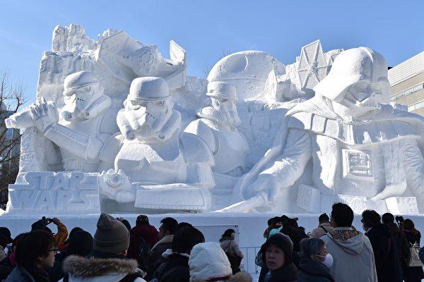 史上第一次 日本札幌雪祭因疫情而取消