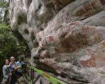 距今超万年 巨型史前岩画惊现亚马逊雨林