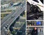 國際人權日 訪民擬炸橋上訪 警如臨大敵