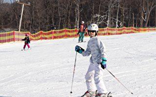 到彼得山滑雪勝地體驗家庭樂趣