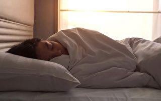盖有重量感的被子睡觉有4好处 78%改善失眠