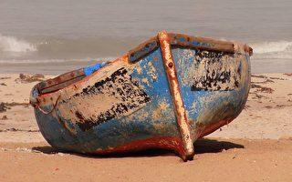 311大地震被海嘯沖走 日本漁船10年後現身