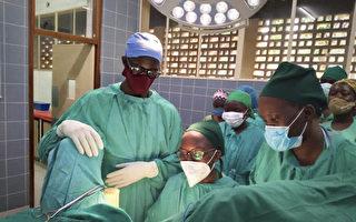 首次由非洲女性獲得50萬美元醫療傳教獎