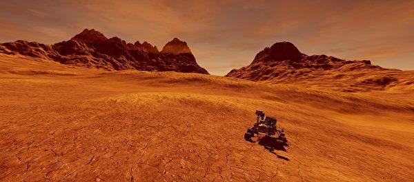 新研究:火星远古生命可能生活在深层地下