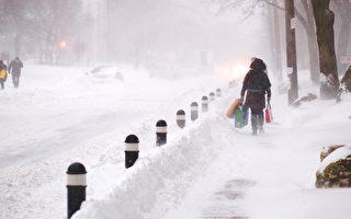 12月降雪袭击多伦多及部分大多地区