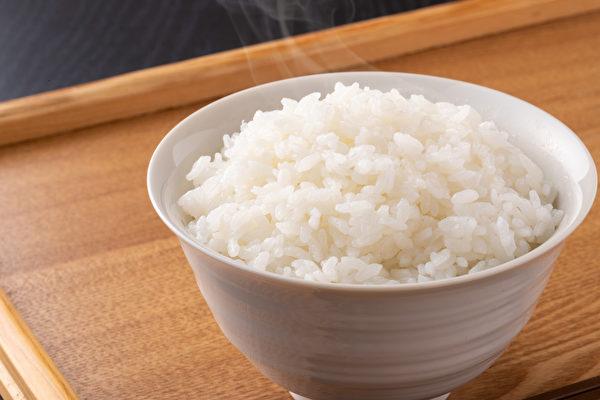白米飯是很好的養胃食物,可作為主食適當的吃。(Shutterstock)