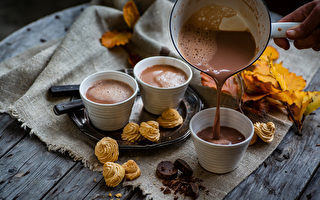 冬季暖心食谱 浓郁香醇的热巧克力3种作法