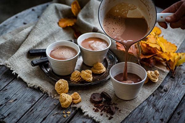 冬季暖心食譜 濃郁香醇的熱巧克力3種作法
