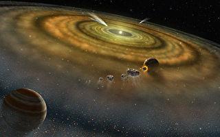 研究意外發現:太陽系形成時間不到20萬年