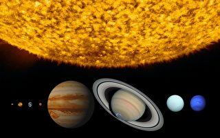 木星与土星