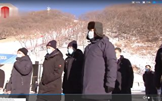 習近平考察北京和河北 全程戴口罩