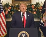 川普新年前夕講話:2020美國人民創造了歷史