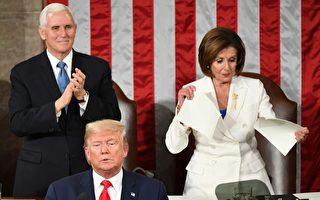 美众议院弹劾方案 专家:左派用中共策略对付川普
