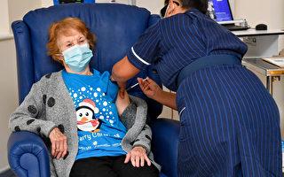 死亡案例預警 老人接種疫苗風險