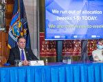 紐約疫苗將用盡 變種病毒確診增至25人